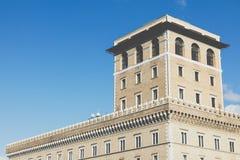 Monumento commemorativo il Vittoriano o l'altare della patria, dentro Fotografia Stock Libera da Diritti