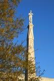 Monumento confederado imagens de stock