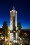 Monumento conmemorativo a las víctimas de Holodomor Foto de archivo