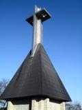 Monumento cruzado Imagenes de archivo