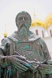 Monumento a Cyril y a Methody fotos de archivo libres de regalías