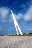 Monumento da arte moderna Fotografia de Stock Royalty Free