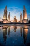 Monumento da democracia Fotos de Stock Royalty Free