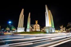 Monumento da democracia, Tailândia Imagem de Stock