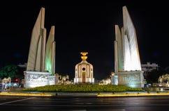 Monumento da democracia, Tailândia Imagens de Stock Royalty Free