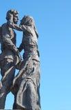 Monumento da guerra Foto de Stock Royalty Free