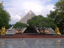 Monumento da guerra em Vietname do norte Imagem de Stock