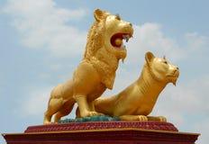 Monumento da História Imagem de Stock