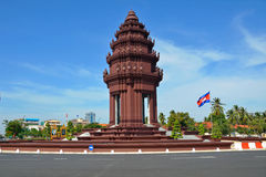 Monumento da independência Imagens de Stock Royalty Free