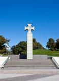 Monumento da liberdade e quadrado da liberdade, Tallinn Foto de Stock Royalty Free
