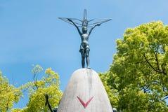 Monumento da paz das crianças Fotos de Stock Royalty Free