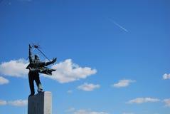 Monumento da vitória da ciência Imagem de Stock Royalty Free