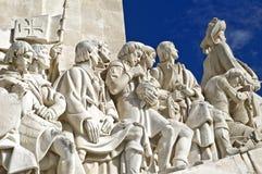 Monumento das descobertas Imagens de Stock