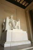 Monumento de Abraham Lincoln Foto de archivo