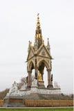 Monumento de Albert, Londres Imágenes de archivo libres de regalías
