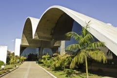 Monumento de América latina Fotografía de archivo