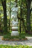 Monumento de Ann Wigmore Fotos de Stock