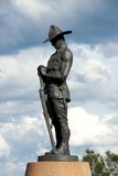 Monumento de ANZAC Imágenes de archivo libres de regalías
