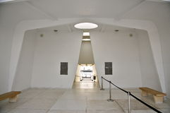 Monumento de Arizona, Pearl Harbor imagenes de archivo