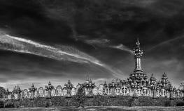 Monumento de Bajra Sandhi Fotografía de archivo libre de regalías