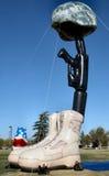 Monumento de Battlecross Imagen de archivo libre de regalías