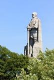 Monumento de Bismarck en Hamburgo imágenes de archivo libres de regalías