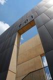 Monumento de bombardeo en Oklahoma Fotos de archivo