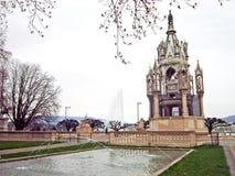 Monumento de Brunsvique, Geneve, Suíça Foto de Stock