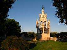 Monumento de Brunswick, Ginebra, Suiza Imagen de archivo
