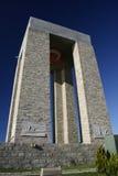 Monumento de Canakkale Fotografía de archivo libre de regalías