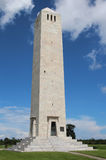 Monumento de Chalmette imagenes de archivo