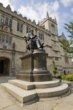 Monumento de Charles Darwin Imagen de archivo libre de regalías