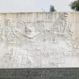 Monumento de Che Guevara imagem de stock