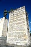 Monumento de Che Guevara foto de archivo