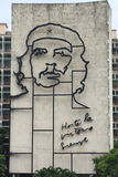 Monumento de Che Guevara em Havana, Cuba Fotos de Stock Royalty Free