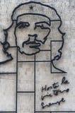 Monumento de Che Guevara no quadrado da revolução, Havana Foto de Stock Royalty Free