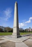 Monumento de Chillianwallah en Londres Imagen de archivo libre de regalías