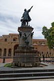 Monumento de Christopher Columbo Foto de Stock