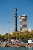 Monumento de Columbo Imagem de Stock Royalty Free