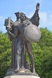 Monumento de Confederacy imagenes de archivo