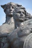 Monumento de Confederacy imágenes de archivo libres de regalías