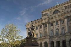 Monumento de Copernicus Imagen de archivo