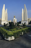 Monumento de Democrathy Imagem de Stock