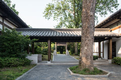 Monumento de Wu Dadi Sun Quan Fotos de archivo libres de regalías