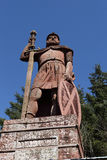 Monumento de Dryburgh Fotografia de Stock