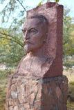 Monumento de Feliks Dzerzhinsky Foto de Stock Royalty Free