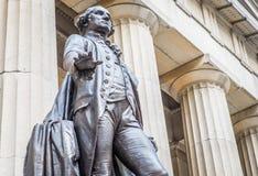 Monumento de George Washington Imágenes de archivo libres de regalías