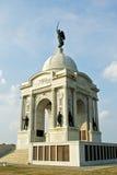 Monumento de Gettysburg Foto de archivo