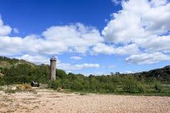 Monumento de Glenfinnan imagens de stock