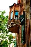 Monumento de Gogol Foto de archivo libre de regalías